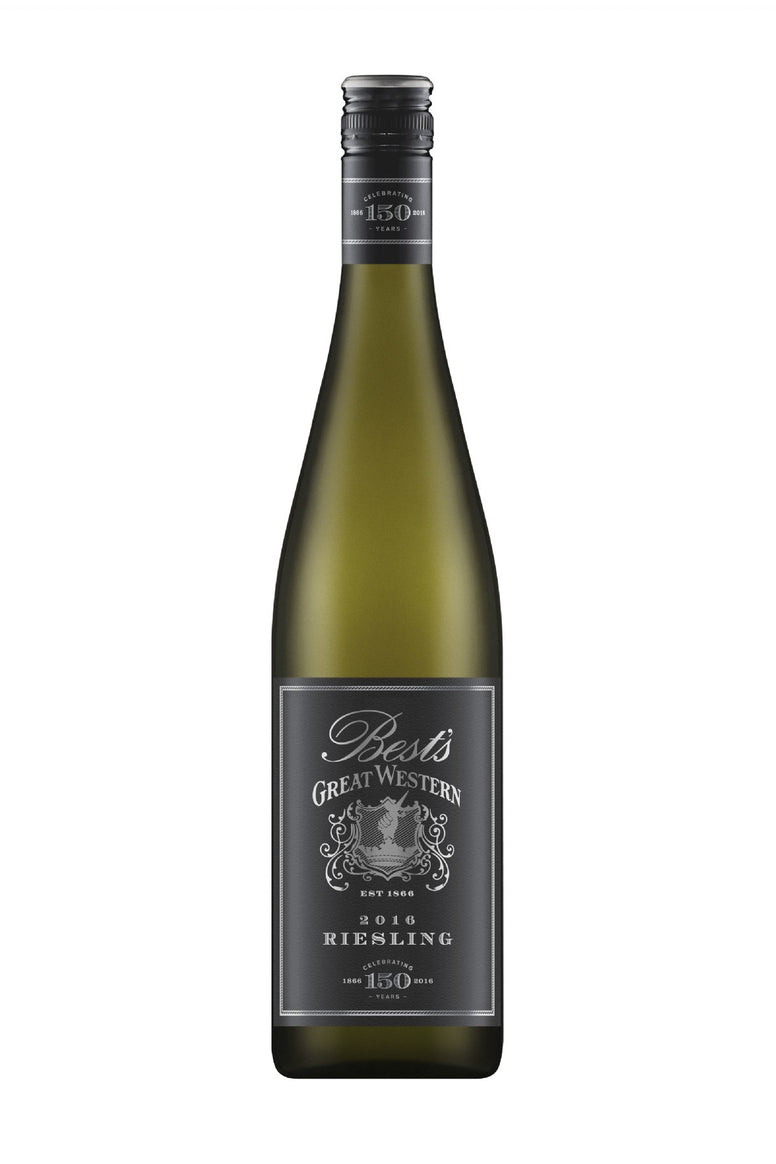 Best's 2017 Great Western Riesling
