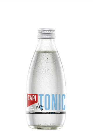 CAPI Dry Tonic (250ml) - Audacity Wines