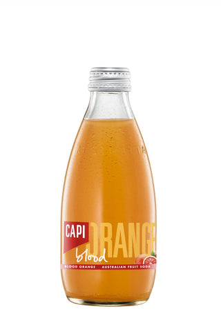 CAPI Blood Orange Soda (250ml) - Audacity Wines