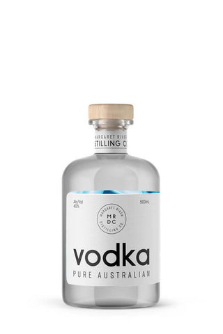 Margaret River Distilling Company Vodka 40% (500ml) - Audacity Wines