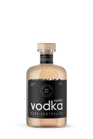 Margaret River Distilling Company Vanilla Vodka 40% (500ml) - Audacity Wines