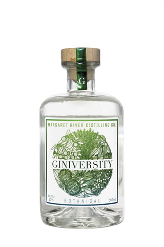 Giniversity Botanical Gin 42% (500ml)