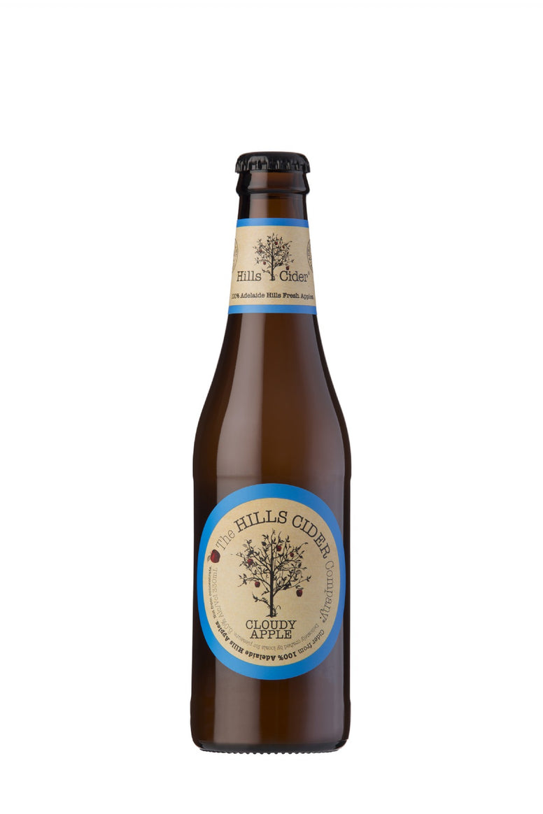 Hills Cider Cloudy Apple 5% (330ml)