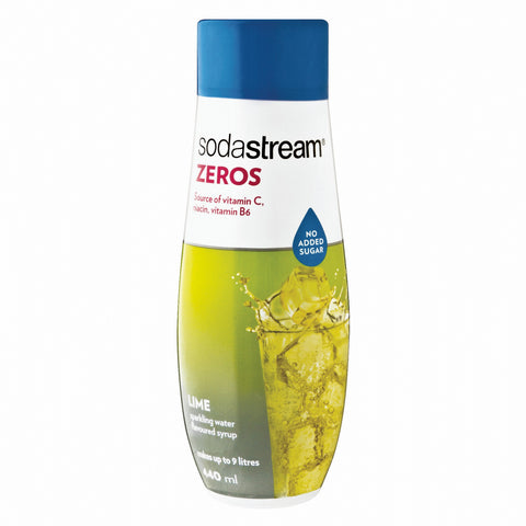 SodaStream Zero Lime