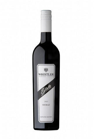 Whistler 2013 Estate Shiraz - Audacity Wines