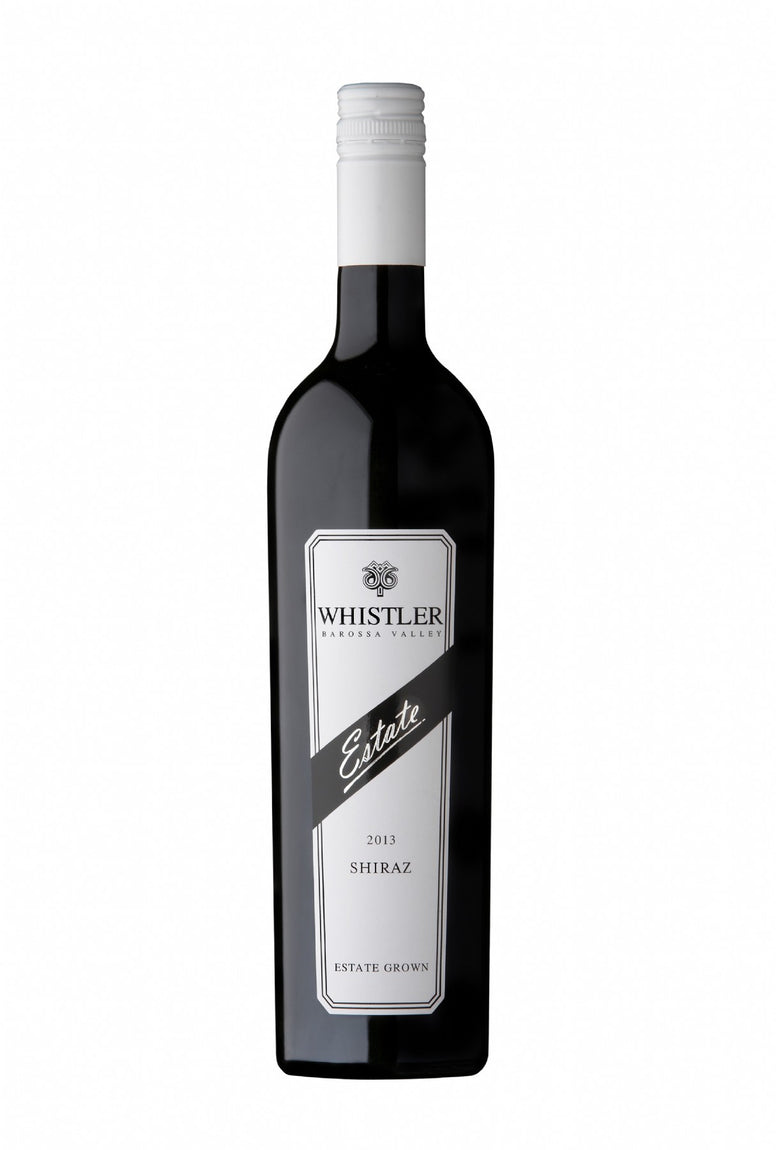 Whistler 2013 Estate Shiraz