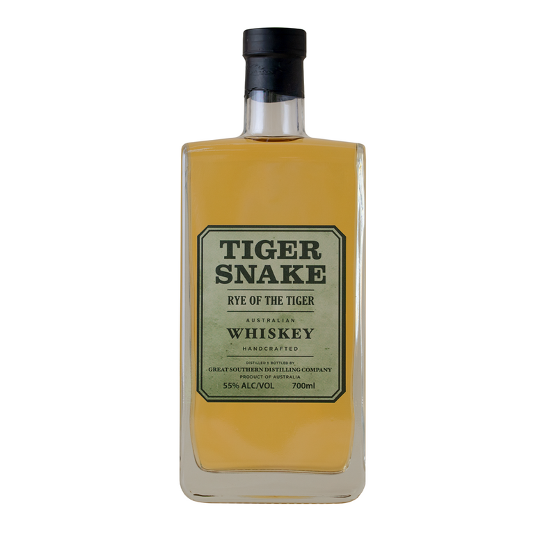 Tiger Snake 'Rye Of The Tiger' 55% (700ml)