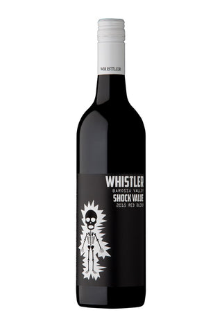 "Whistler 2015 ""Shock Value"" Red Blend - Audacity Wines"