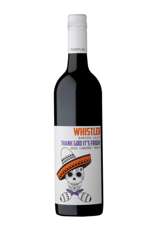 "Whistler 2015 ""Thank God It's Friday"" Cabernet Sauvignon Merlot"