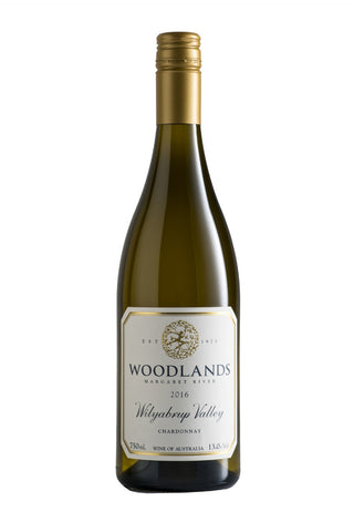 Woodlands 2018 Wilyabrup Valley Chardonnay - Audacity Wines