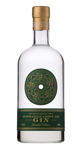 Something Wild Beverages Green Ant Gin 42% (700ml) - Audacity Wines