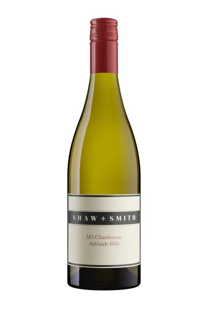 Shaw + Smith 2015 M3 Chardonnay - Audacity Wines