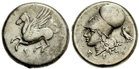 Pegasus of Corinth