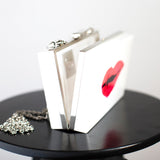LIPPY CLUTCH PURSE