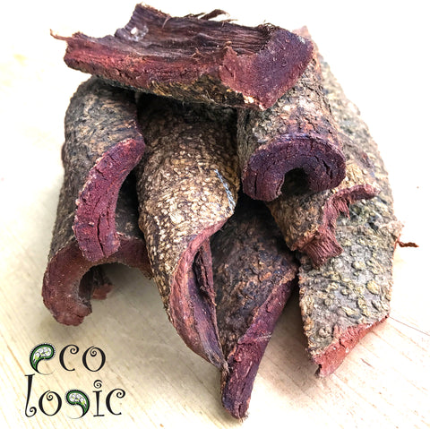 HAWAIIAN ACACIA CONFUSA ROOT BARK 1lb - hawaiian acacia confusa root bark. ROOT BARK - acacia confusa root bark, ecologic enterprises - from hawaii, eco logic enterprises - eco logic enterprises