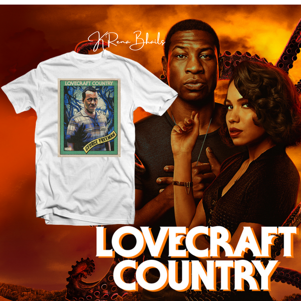 LOVECRAFT COUNTRY CHARACTER SHIRTS