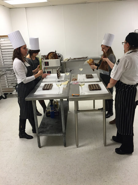 Private Chocolate Making Class