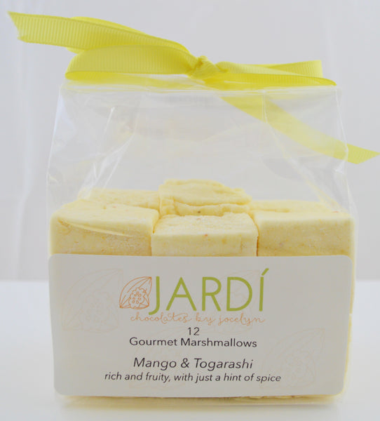 Mango & Togarashi Marshmallows