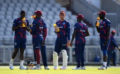 Cricket West Indies Names Phizz as Official Hydration Partner