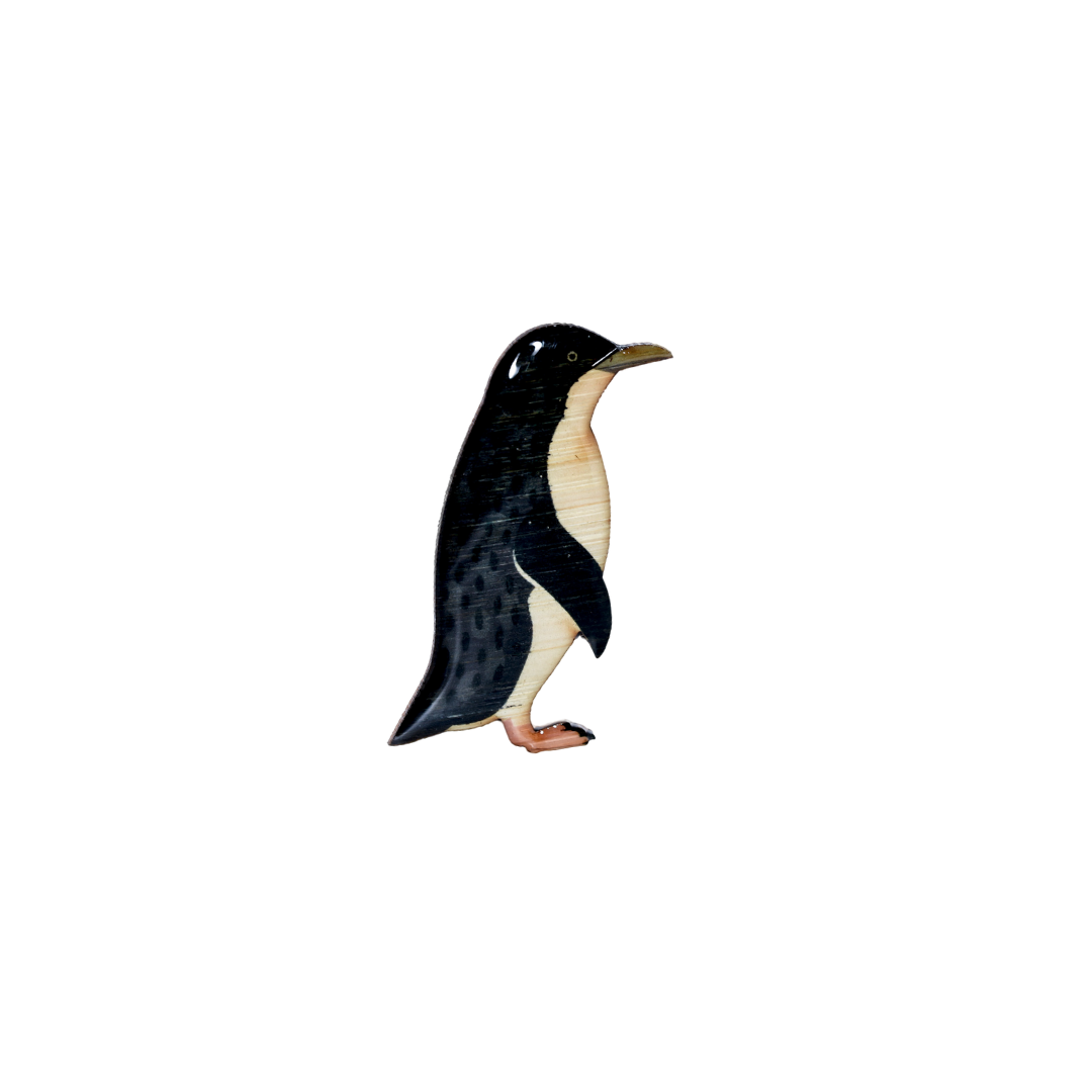 Penguin - Little Penguin Brooch