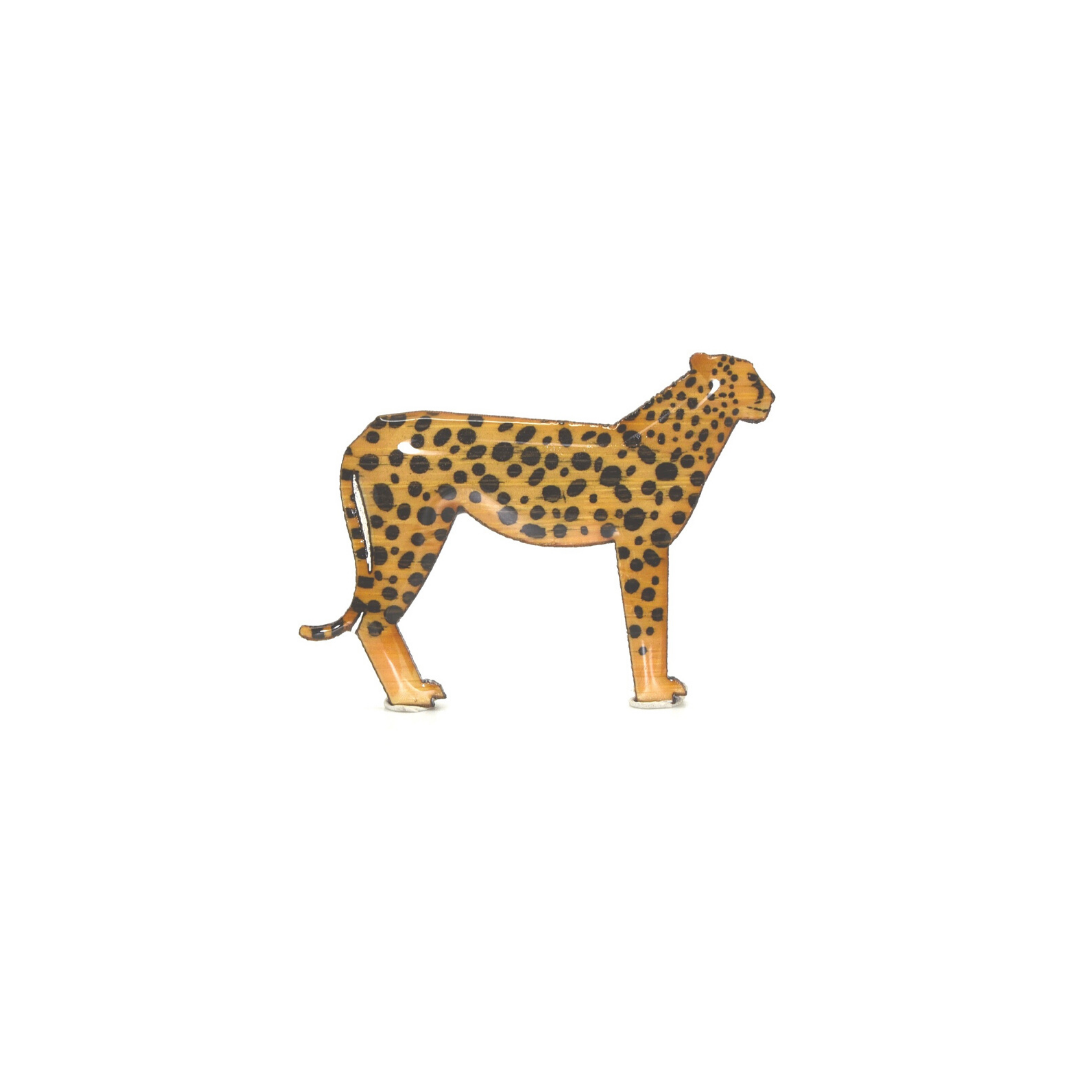 Cheetah I Brooch