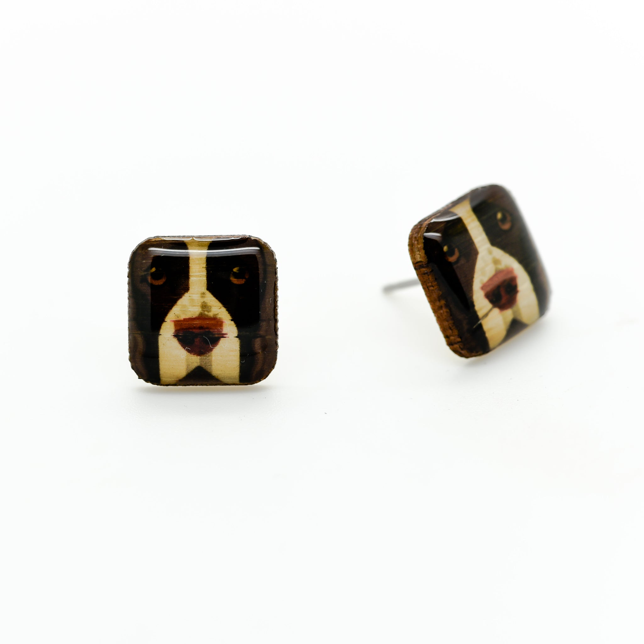 Springer Spaniel Earrings