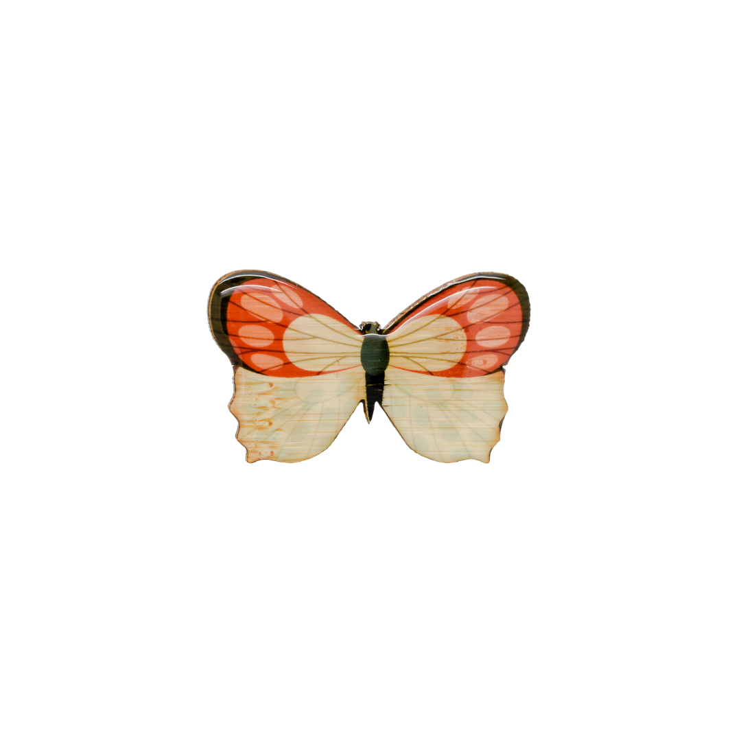 Butterfly III Brooch