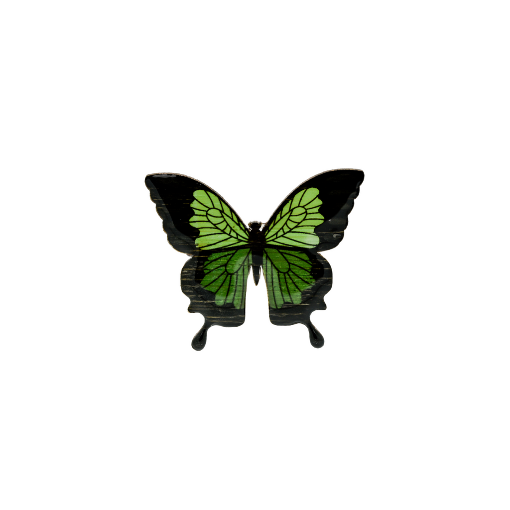 Butterfly V Brooch