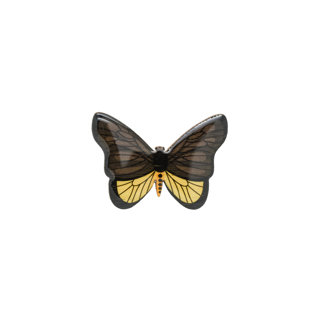 Butterfly VIII Brooch