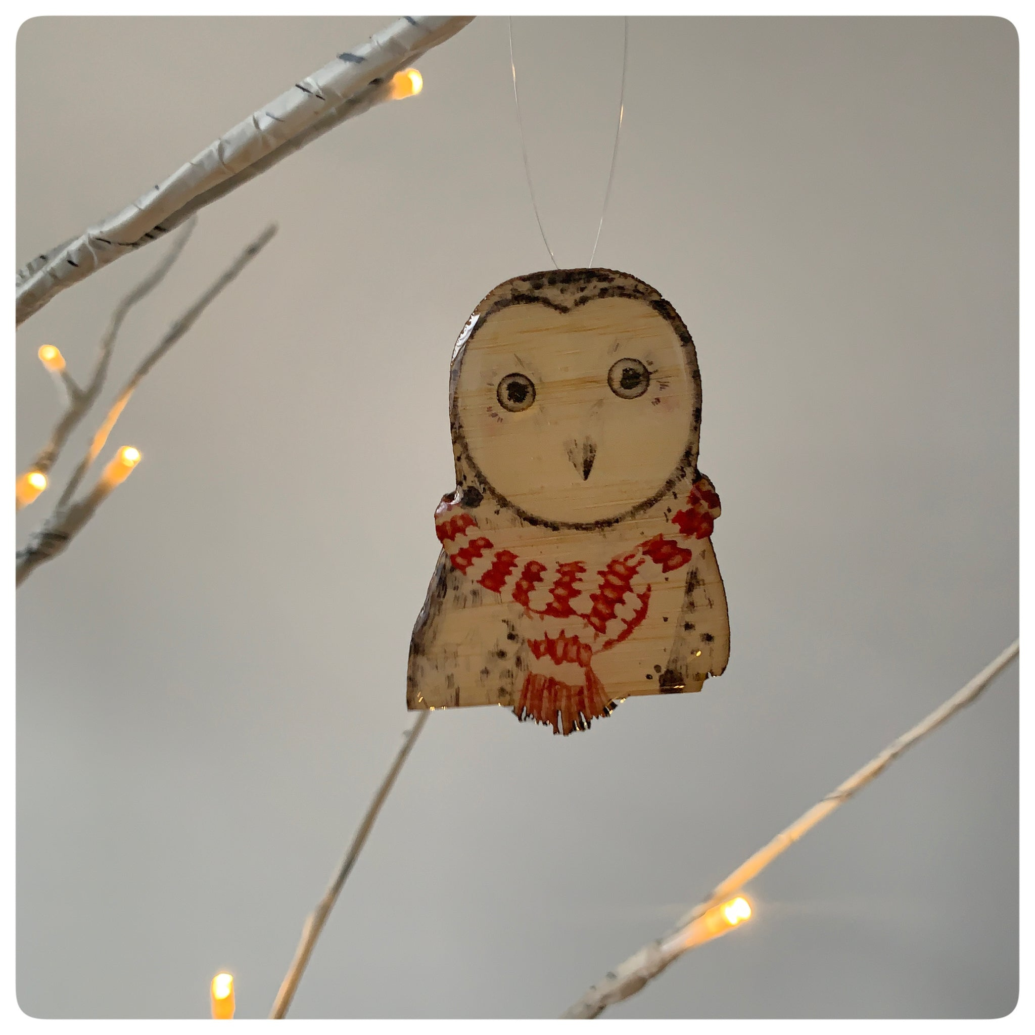 Christmas Decoration - Owl