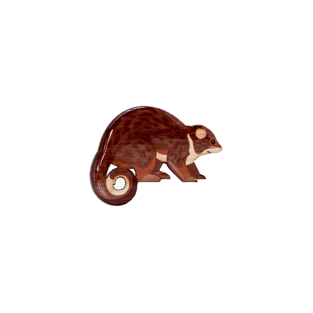 Possum - Ringtail Possum Brooch