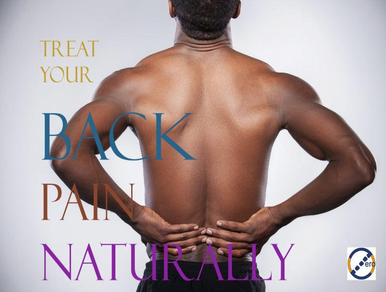 Treat Your Back Pain Naturally eBook