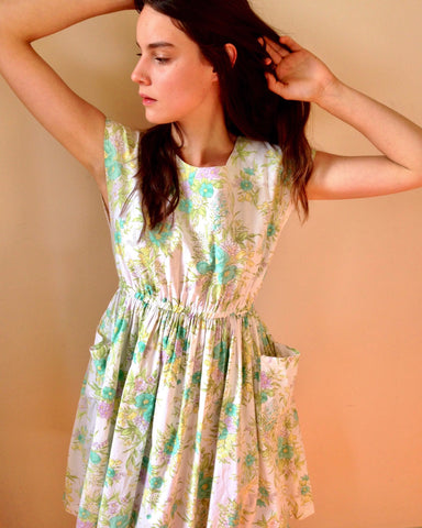 Summer Daze Vintage Dress