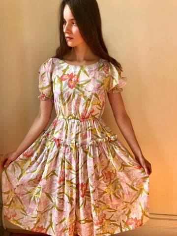 Summer Serenade Dress