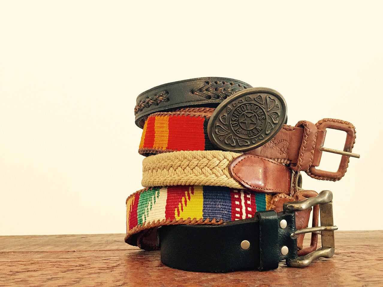 Larry Clothing Belts
