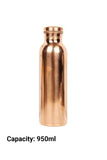 Matt Finish Copper Bottle - 950ml