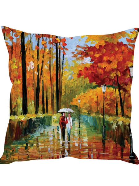Pack of 5 Garden Designer Cushion Covers
