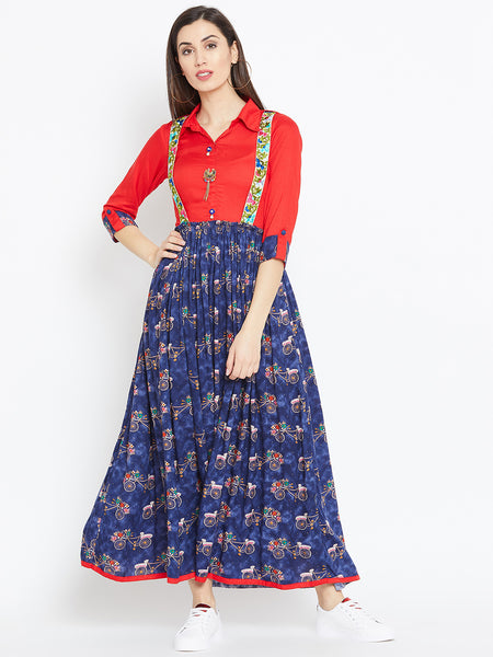 Designer and Beautiful Western Wear Dresses