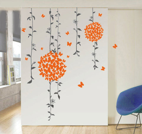 Attractive Wall Stickers Butterflies