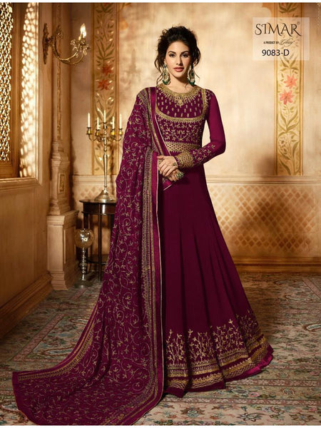 Beautiful and Designer Anarkali Suit