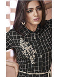 Designer Black Color Anarkali Kurti
