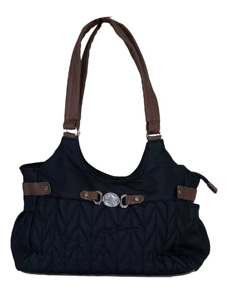 Blue fashion bag - PurpleTulsi.com  - 1