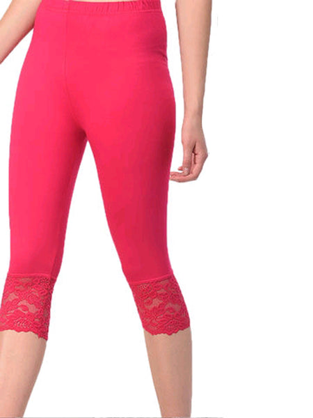 Magenta Bertex Leggings