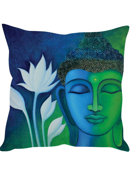 Peace Designer Cushion Cover