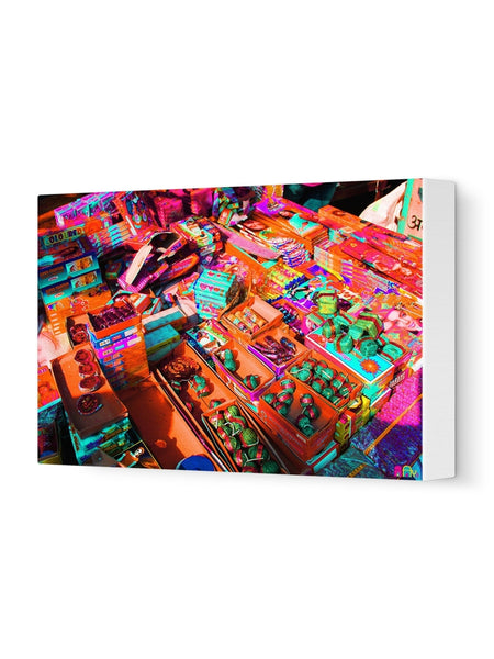 Patakhe Canvas Art Print