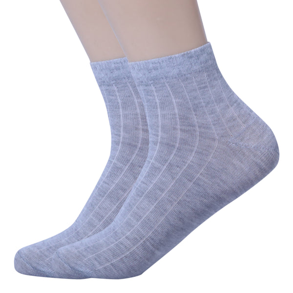 Ankle Length Men's Socks- Pack Of 3