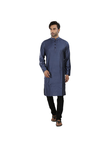 Men's Ethinc Long  BlueColor Kurta