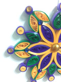 Beautiful Multicolor Quilled Wall Décor