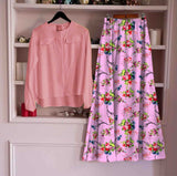 Designer and Beautiful Top & Skirt