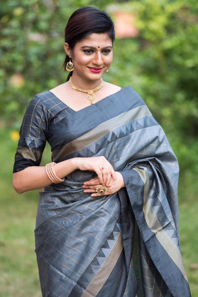 Designer and Beautiful Silk Saree